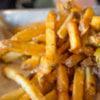Le Cornet de frites fraîches maison